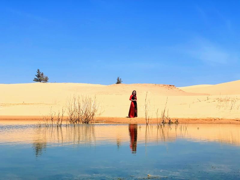 """Mùa hè khám phá """"tiểu sa mạc"""" Mũi Dinh - ảnh 4"""