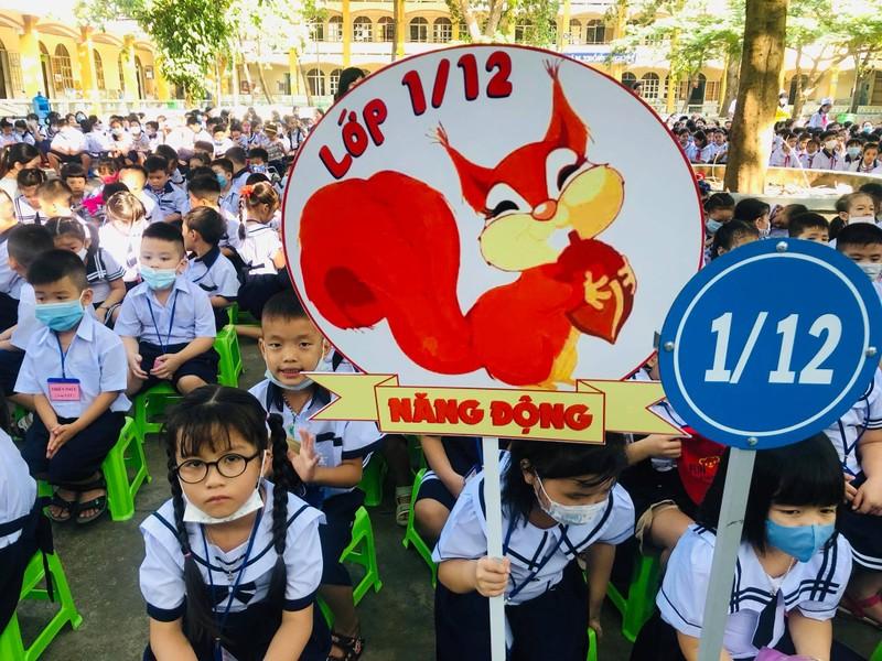 Hơn 22 triệu học sinh cả nước rộn ràng khai giảng năm học mới  - ảnh 10