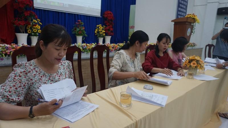 Pháp lý vụ BĐD phụ huynh trường Trần Thị Bưởi tự giải tán - ảnh 1