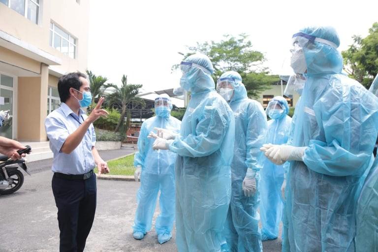 Thủ Đức: Phong tỏa 510 căn hộ vì có ca nghi nhiễm COVID-19 - ảnh 5