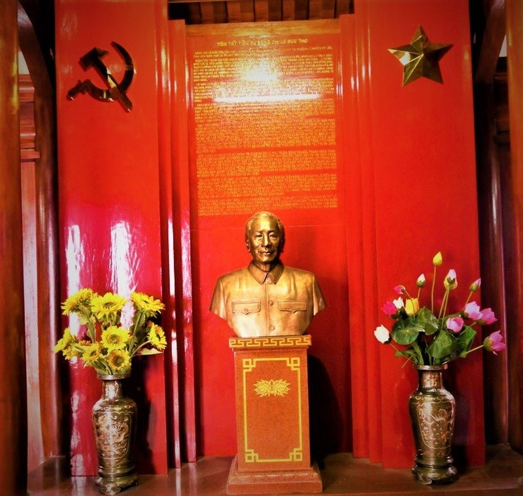 Thăm khu tưởng niệm ông Lê Đức Thọ  - ảnh 3