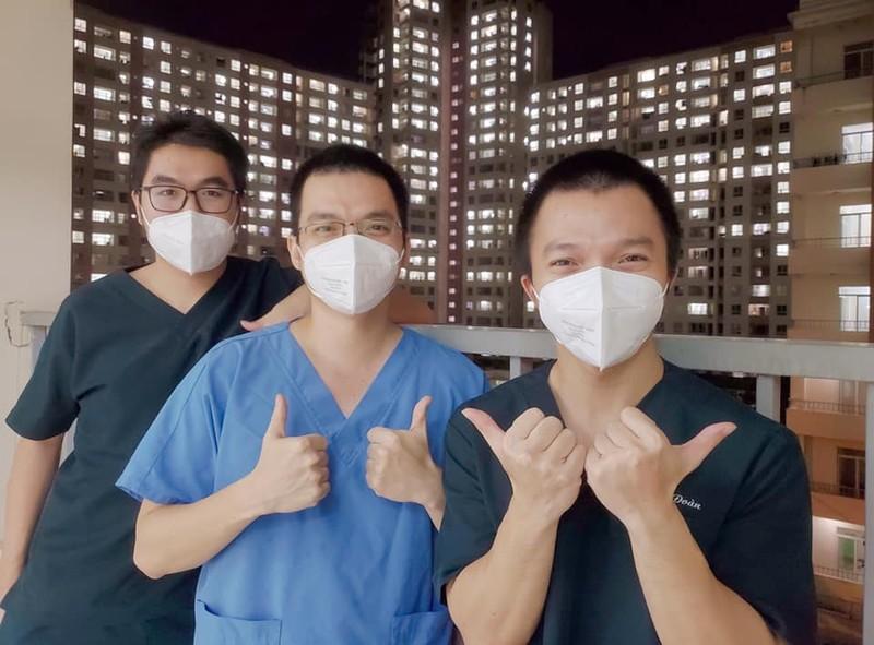 Xa bệnh viện dã chiến rồi, mãi nhớ...  - ảnh 4