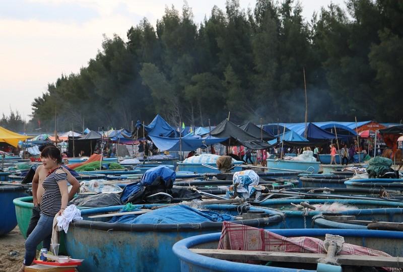 Biển Cam Bình được du khách ưa chuộng mùa Tết - ảnh 10