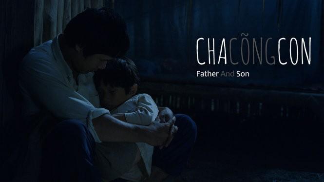 Rơi nước mắt khi xem 'Cha cõng con' - ảnh 2