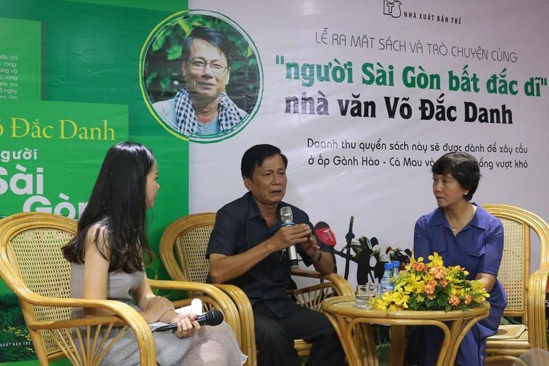 'Người Sài Gòn bất đắc dĩ' - cuốn sách của tình thương - ảnh 1
