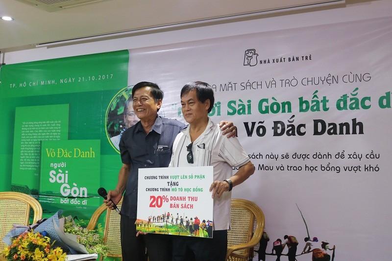 'Người Sài Gòn bất đắc dĩ' - cuốn sách của tình thương - ảnh 4