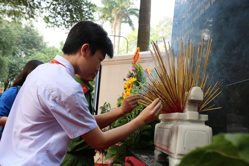 Khánh thành bia tưởng niệm chiến sĩ biệt động Sài Gòn - ảnh 4