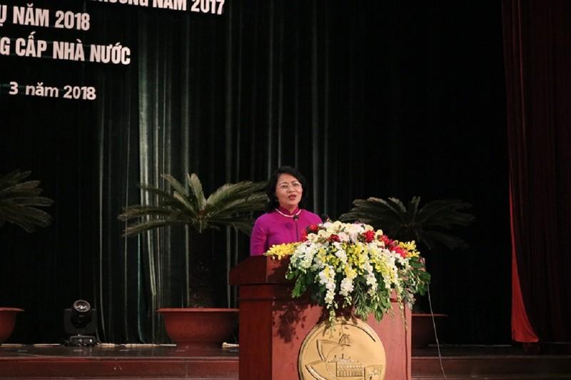 TP.HCM tổng kết phong trào thi đua yêu nước năm 2017 - ảnh 2