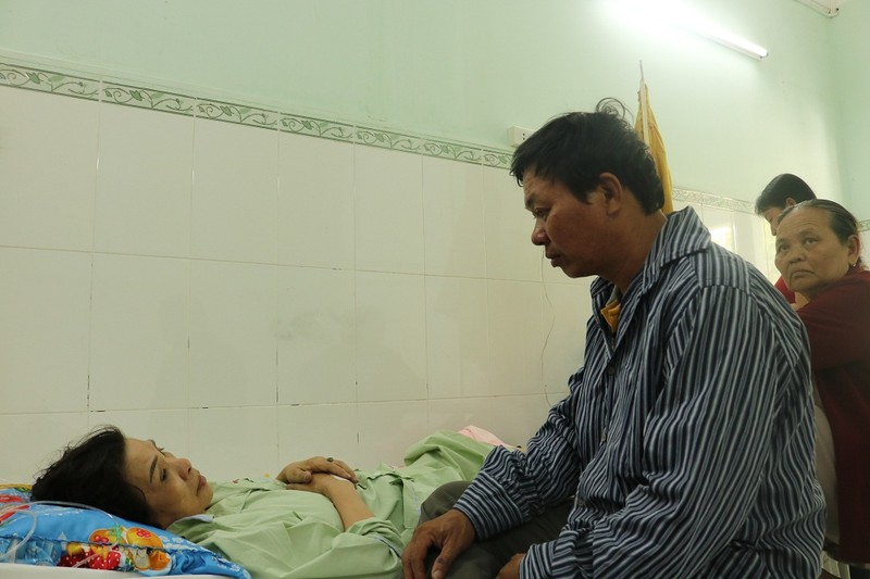 44 nạn nhân vụ cháy chung cư Carina vẫn còn nằm viện - ảnh 1