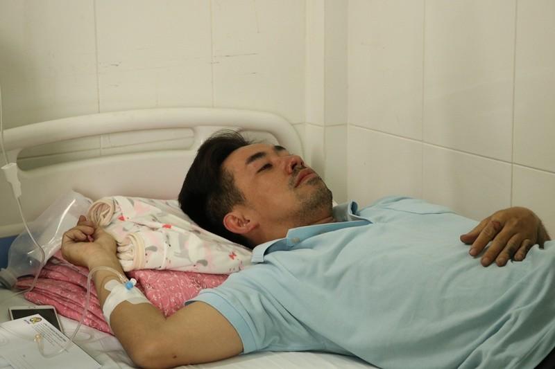 Ánh mắt của người đàn ông mất 3 người thân vụ Carina - ảnh 1