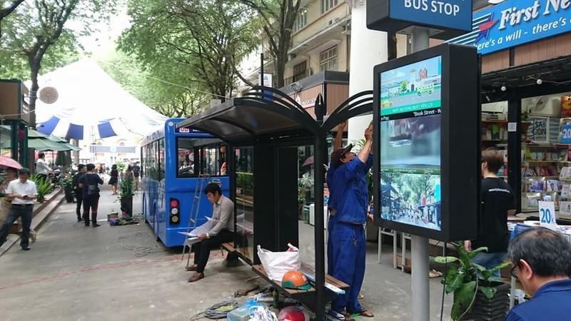 TP.HCM sắp khai trương mô hình xe buýt sách - ảnh 1
