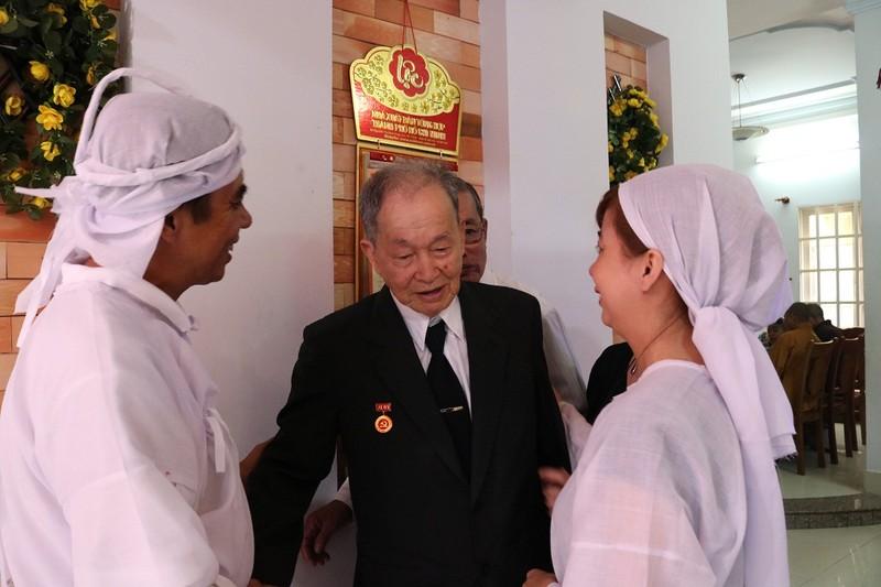 Anh hùng Nguyễn Văn Thương trong ký ức của những cựu tình báo - ảnh 6