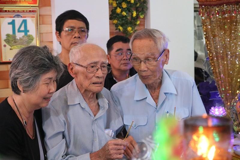 Anh hùng Nguyễn Văn Thương trong ký ức của những cựu tình báo - ảnh 3