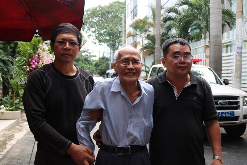Anh hùng Nguyễn Văn Thương trong ký ức của những cựu tình báo - ảnh 1