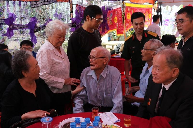 Anh hùng Nguyễn Văn Thương trong ký ức của những cựu tình báo - ảnh 8