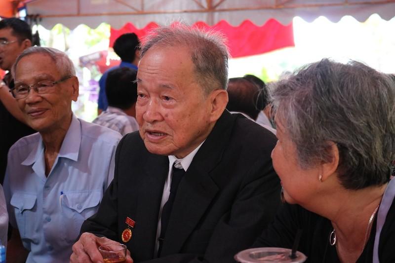 Anh hùng Nguyễn Văn Thương trong ký ức của những cựu tình báo - ảnh 10