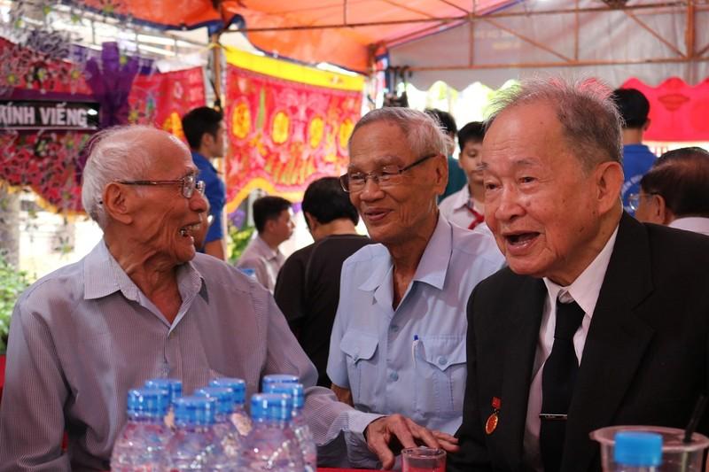 Anh hùng Nguyễn Văn Thương trong ký ức của những cựu tình báo - ảnh 7