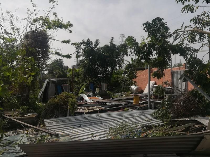 Tháo dỡ 20 công trình không phép ở phường Linh Trung, Thủ Đức - ảnh 4