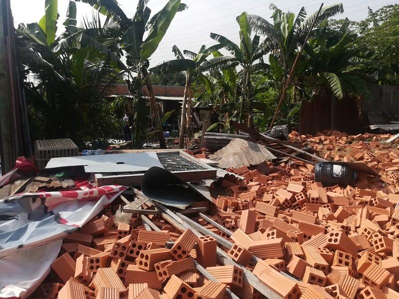 Tháo dỡ 20 công trình không phép ở phường Linh Trung, Thủ Đức - ảnh 3