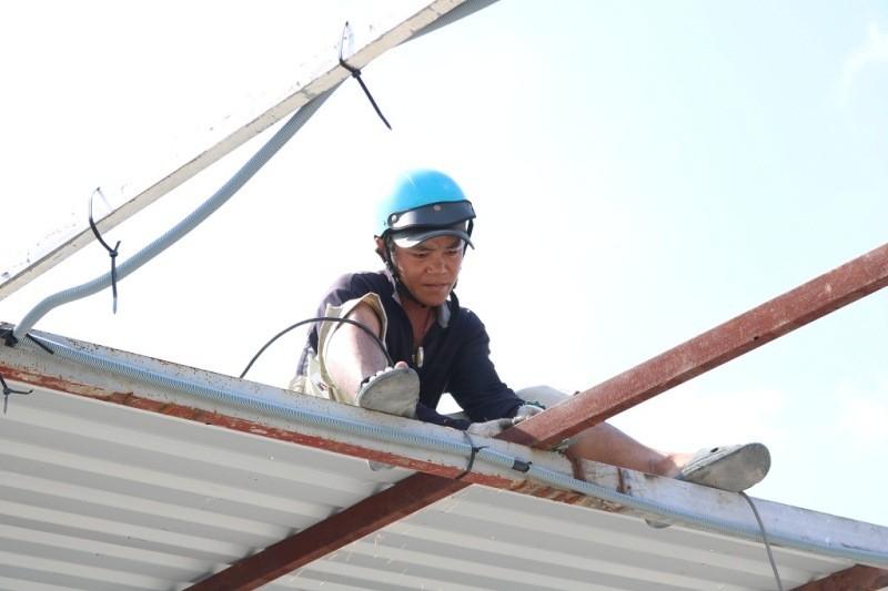 Phường Hiệp Bình Chánh: Vi phạm xây dựng giảm 50% - ảnh 1