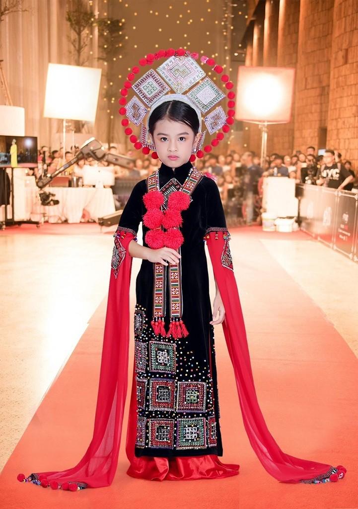 Hành trình của Đan Thanh Hoa hậu nhí châu Á-Thái Bình Dương  - ảnh 1