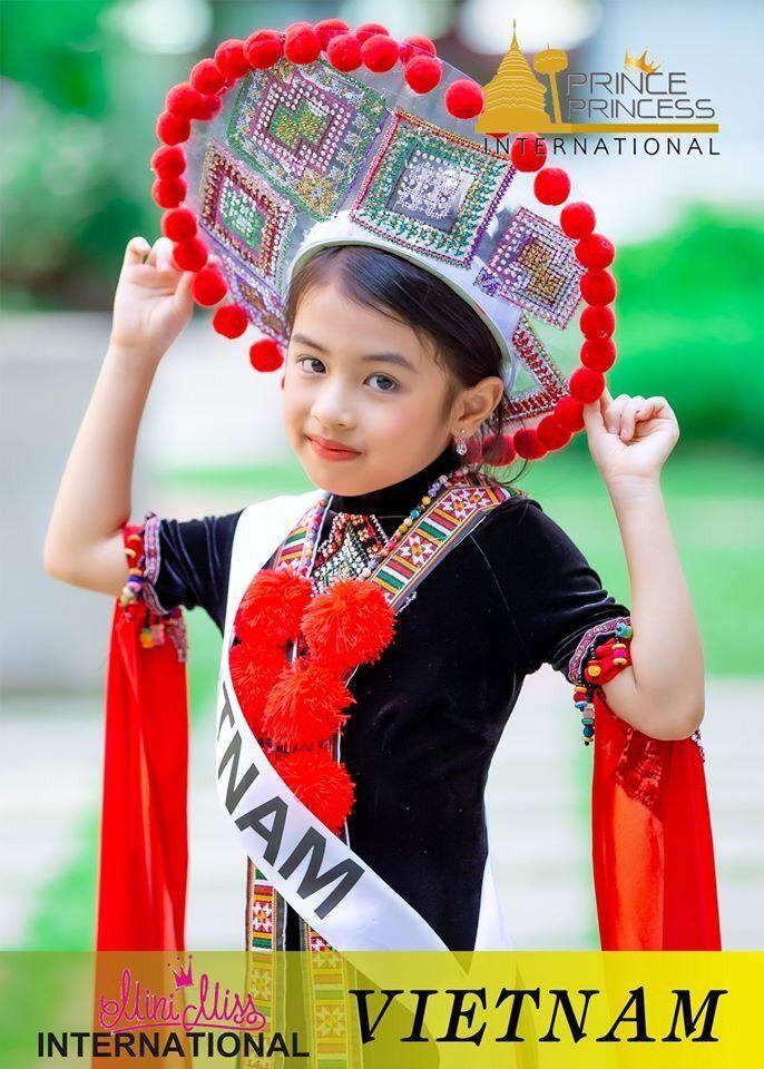 Hành trình của Đan Thanh Hoa hậu nhí châu Á-Thái Bình Dương  - ảnh 8