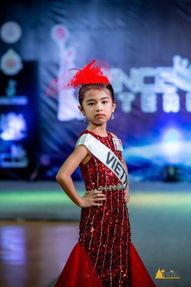 Hành trình của Đan Thanh Hoa hậu nhí châu Á-Thái Bình Dương  - ảnh 11