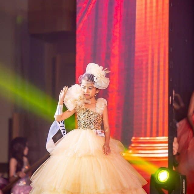 Hành trình của Đan Thanh Hoa hậu nhí châu Á-Thái Bình Dương  - ảnh 4