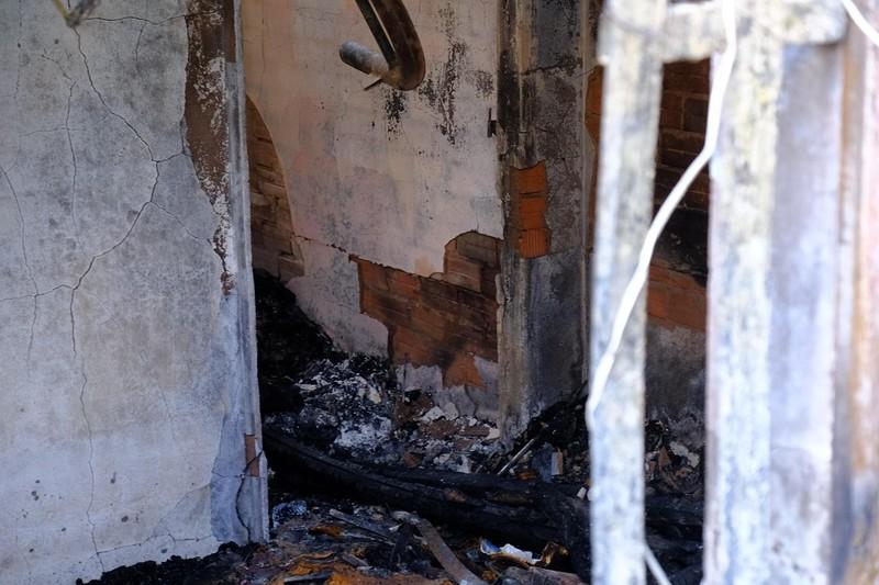Chùm ảnh hiện trường vụ cháy khiến 5 người chết ở quận 9 - ảnh 6