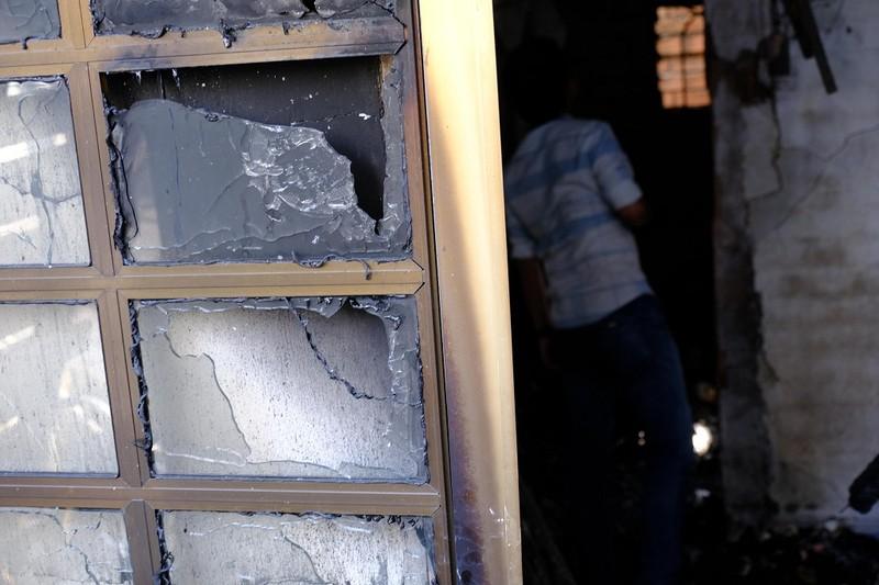 Chùm ảnh hiện trường vụ cháy khiến 5 người chết ở quận 9 - ảnh 8