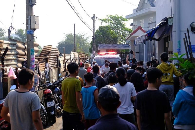 Hỗ trợ tối đa cho gia đình có 5 người mất trong vụ cháy - ảnh 2