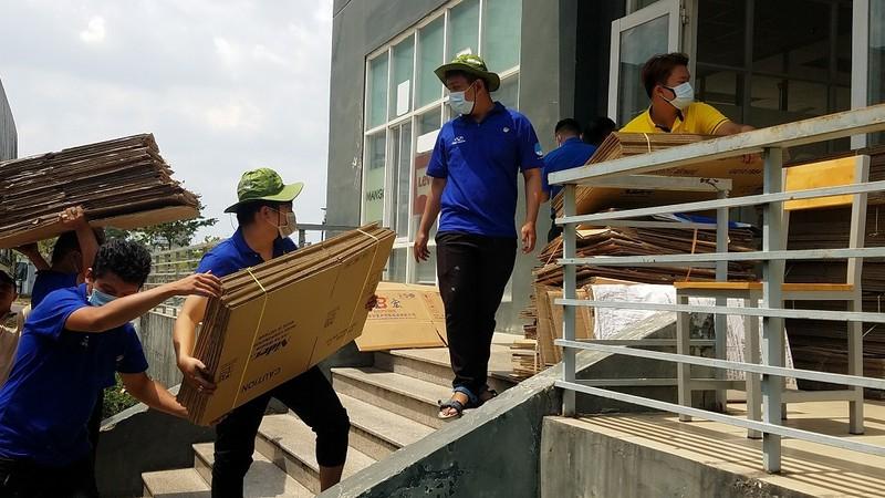 Nhật ký: Một ngày đi gom thùng carton - ảnh 7