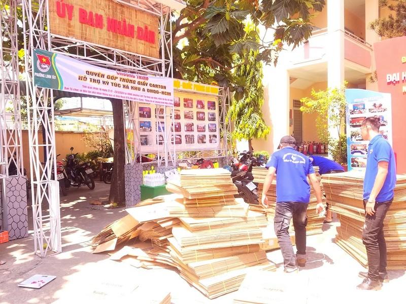 Nhật ký: Một ngày đi gom thùng carton - ảnh 4