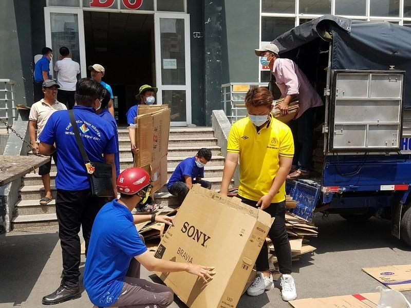 Nhật ký: Một ngày đi gom thùng carton - ảnh 6