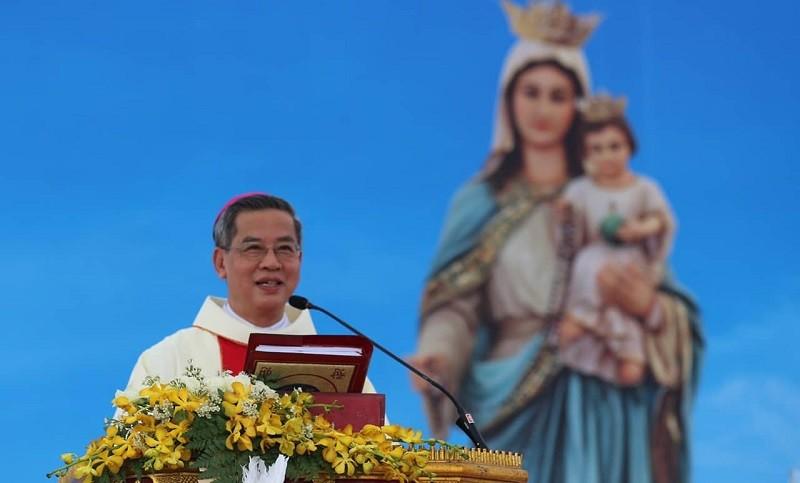Tạm ngừng tổ chức Thánh lễ ở TP.HCM từ 16 giờ ngày 26-3 - ảnh 1
