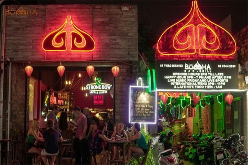 Chủ tịch UBND quận 2 nói gì về tên quán Buddha bar? - ảnh 1