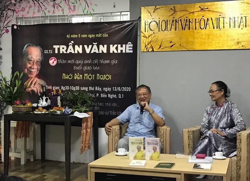 Nhớ cố GS.TS Trần Văn Khê, nhớ cái hồn văn hóa dân tộc - ảnh 1