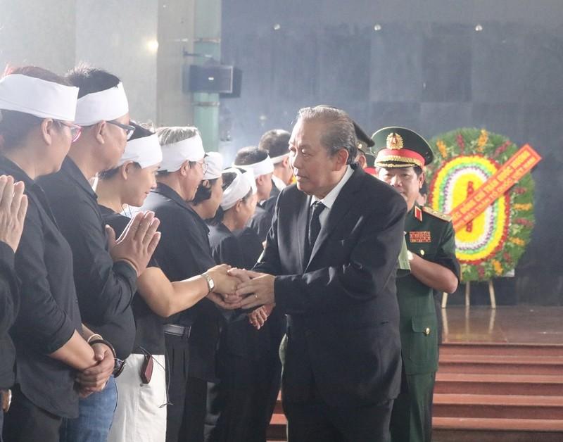 Phó Thủ tướng Trương Hòa Bình viếng nhà tình báo Mười Hương - ảnh 3