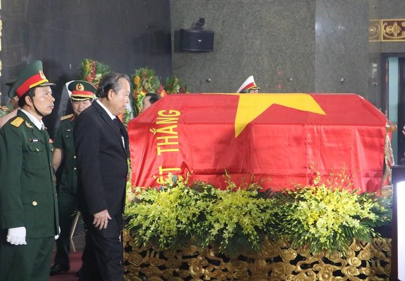 Phó Thủ tướng Trương Hòa Bình viếng nhà tình báo Mười Hương - ảnh 2