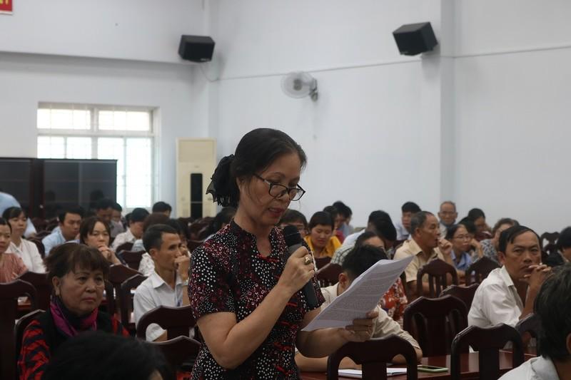 Ông Phan Nguyễn Như Khuê trả lời về việc cưỡng chế xây dựng - ảnh 2