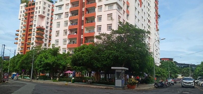 TP.HCM phong tỏa 116 căn hộ chung cư ở quận 12 - ảnh 2