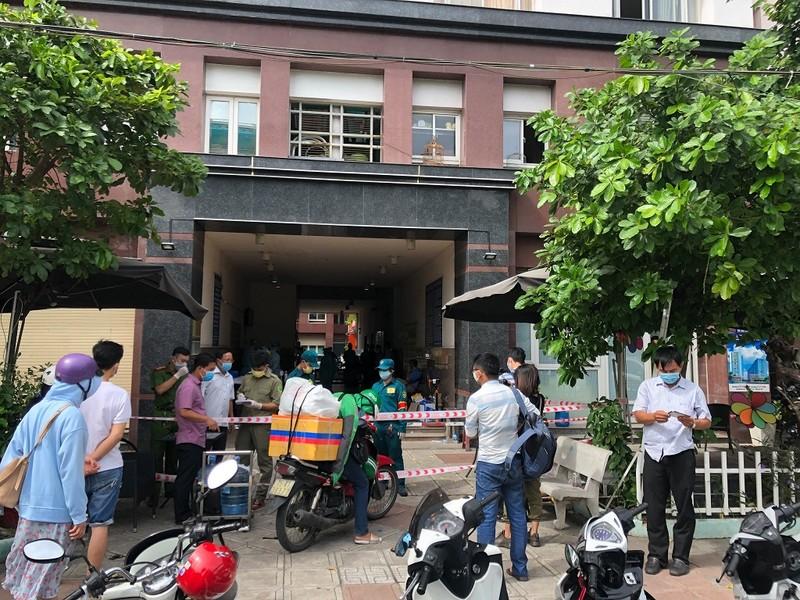 TP.HCM phong tỏa 116 căn hộ chung cư ở quận 12 - ảnh 1