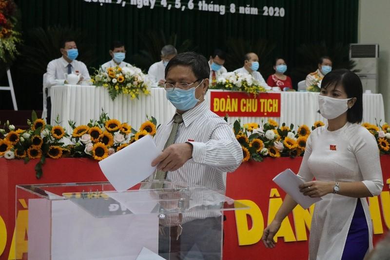 Ông Lâm Đình Thắng tái đắc cử Bí thư Quận uỷ quận 9 - ảnh 1