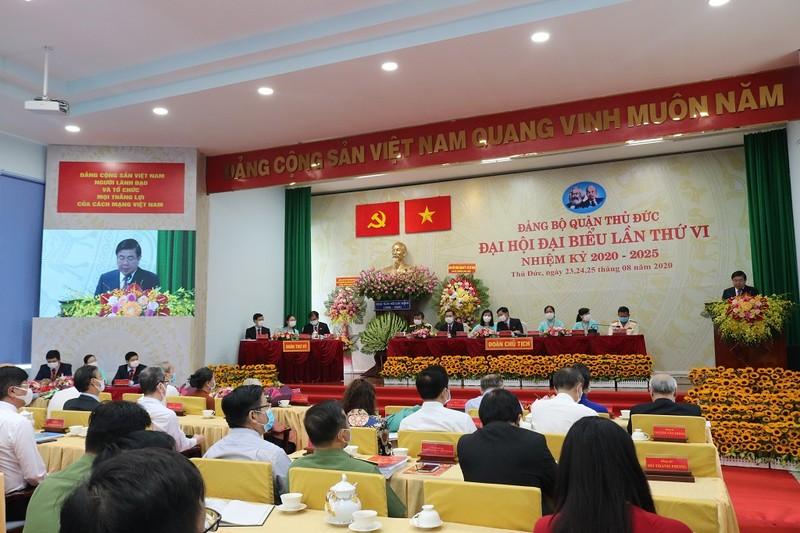 Chủ tịch Nguyễn Thành Phong 'đặt hàng' với quận Thủ Đức - ảnh 2