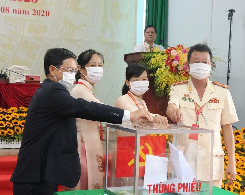 Ông Nguyễn Mạnh Cường tái đắc cử Bí thư quận ủy Thủ Đức - ảnh 1