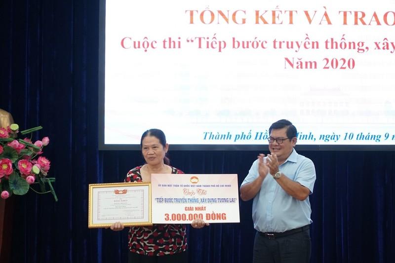 Uỷ ban MTTQ Việt Nam TP.HCM có trang Facebook riêng - ảnh 4