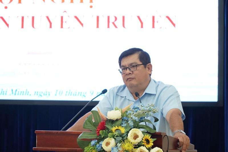 Uỷ ban MTTQ Việt Nam TP.HCM có trang Facebook riêng - ảnh 2