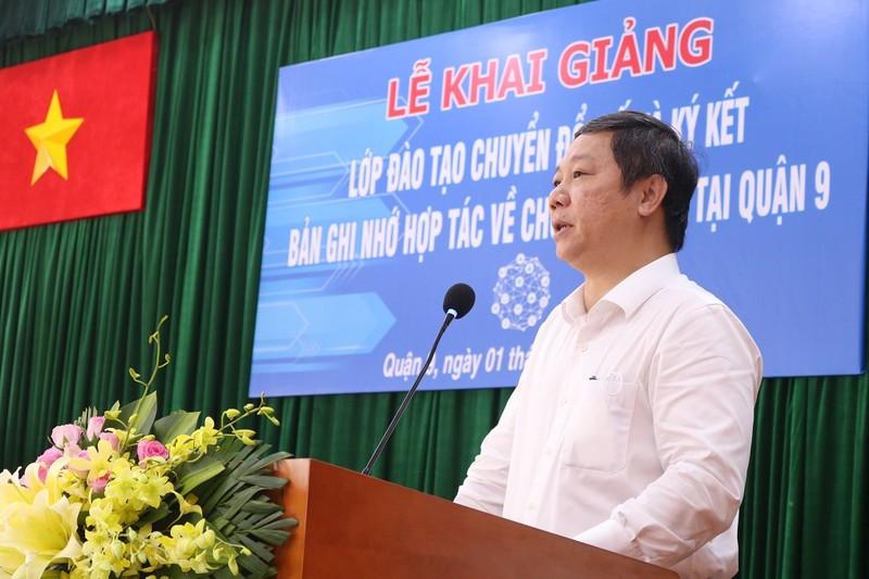 Phó Chủ tịch TP.HCM: Chuyển đổi số phải từ sự mong mỏi của dân - ảnh 2