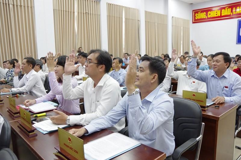 HĐND quận Thủ Đức thông qua chủ trương thành lập TP Thủ Đức - ảnh 2