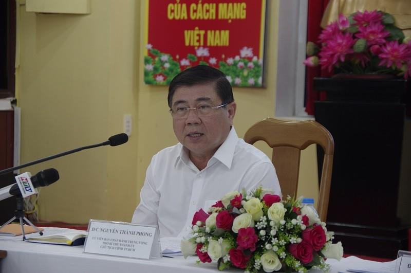 Chủ tịch TP.HCM trăn trở về tụt hạng chỉ số cạnh tranh - ảnh 2